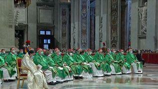 Pédocriminalité dans l'Église : les évêques appelés à la démission collective (FRANCE 3)