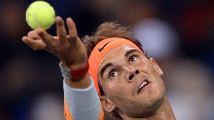 Rafael Nadal  (JOHANNES EISELE / AFP)