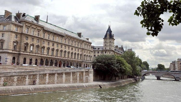 Le Quai des Orfèvres, siège de la PJ parisienne  (THOMAS SAMSON / AFP)