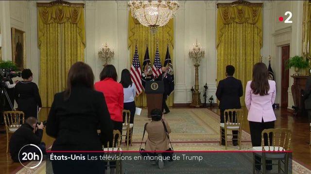 États-Unis : les médias orphelins de Donald Trump