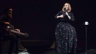Adele à Belfast le 29 février 2016  (WP#JRAK/WENN.COM/SIPA)