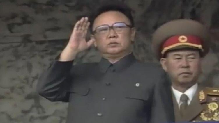 Kim Jong il est décédé samedi 17 décembre 2011. (GILLES RABINE / FRANCE 2)