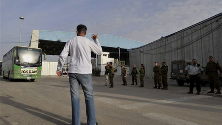 Erez (26 Janvier 2009) (© AFP/DAVID BUIMOVITCH)