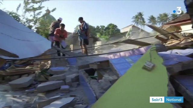 Indonésie : les recherches se poursuivent après le séisme