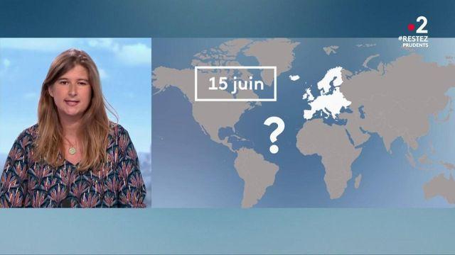 Déconfinement : où pourra-t-on partir en vacances durant l'été ?