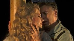 """""""Carmen"""" à l'Opéra de Paris (Capture d'écran)"""