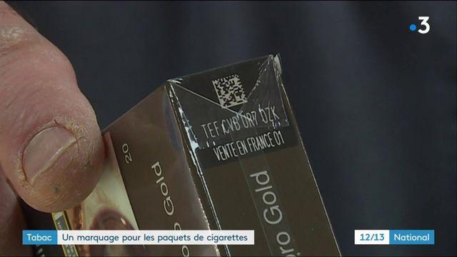 Cigarettes : des paquets suivis à la trace dans toute l'Europe
