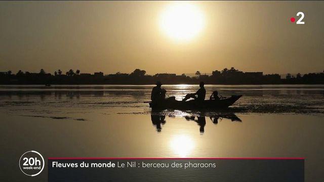 Égypte : le Nil, berceau du monde et ressource essentielle pour le pays