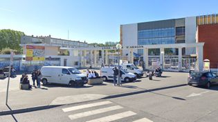 Le lycée Pierre d'Aragon de Muret (Haute-Garonne). (GOOGLE STREET VIEW)