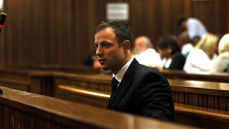 Oscar Pistorius (ALON SKUY / POOL)