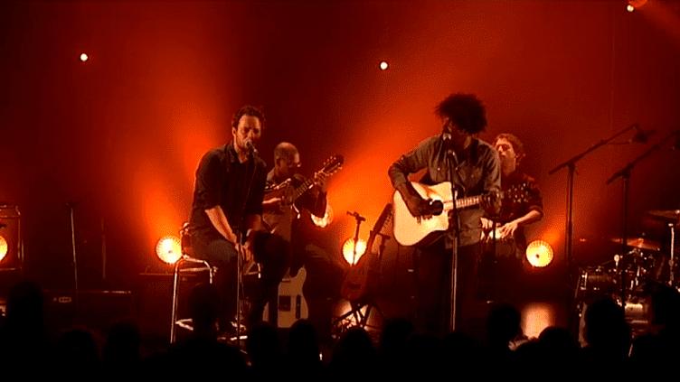 Concert du duo franco-cubain Neeskens et Roly Bario  (France 3)