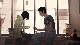 """""""J'ai perdu mon corps"""" de Jérémy Clapin figure en bonne place pour remporter l'Oscar du meilleur film d'animation. Déjà récompensée à Cannes, cette histoire originale raconte les parcours d'une main coupée et d'un jeune homme amoureux. (Rezo Films)"""