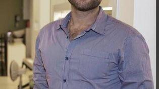 Fabien Azoulay, Français de 43 ans, est détenu en Turquie depuis quatre ans. Il avait été arrêté à Istanbul où il était venu se faire greffer des implants capillaires. (DR)