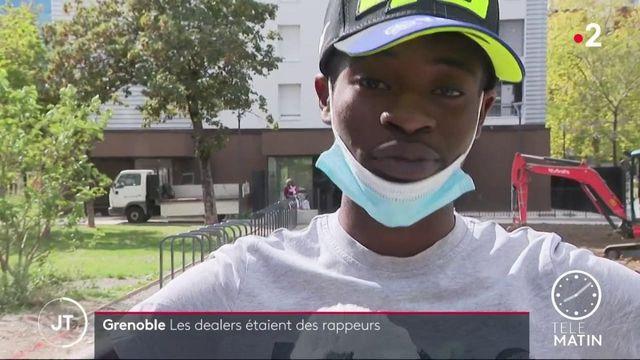 Vidéo-choc à Grenoble: les dealers étaient des rappeurs