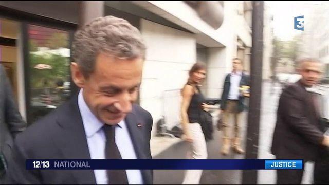 Justice : Nicolas Sarkozy rattrapé par l'affaire des écoutes