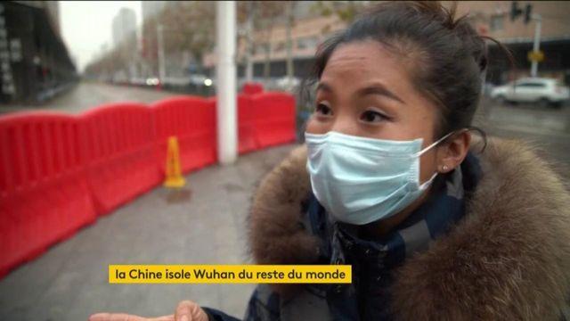 Nouveau Coronavirus : la Chine isole Wuhan du reste du monde