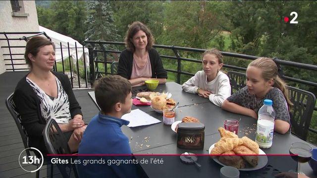 Tourisme : les gîtes séduisent de plus en plus les Français