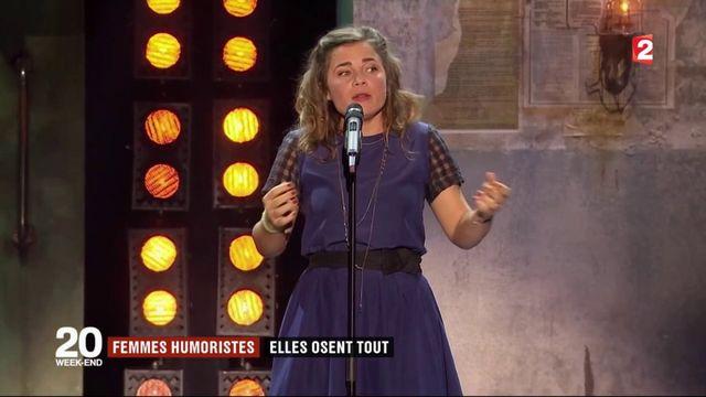Humour : ces femmes qui osent tout sur scène
