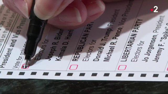 Présidentielles américaine : Trump veut minimiser le vote par correspondance