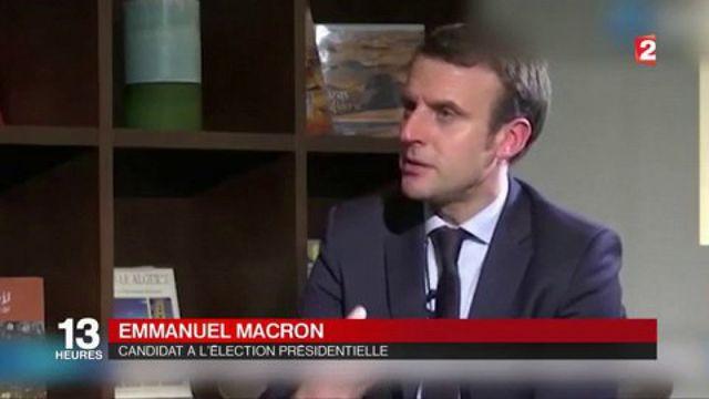 Politique : Macron évoque la colonisation et crée la polémique
