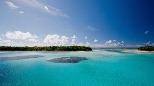 Ile Takamaka dans l'atoll Salomon (îles Chagos) (DIANE SELKIRK  /  MEDIADRUMWORLD.COM / MAXPPP)