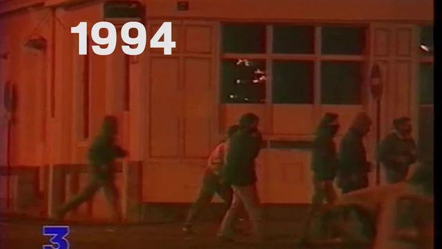 1968-2016, quand les manifestations tournent à l'affrontement avec les forces de l'ordre