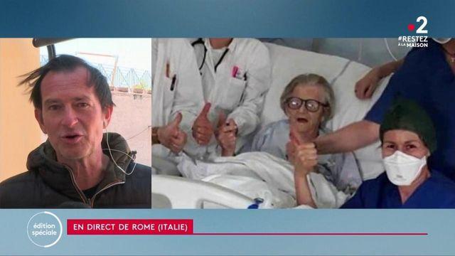 Coronavirus : une femme de 95 ans guérie en Italie