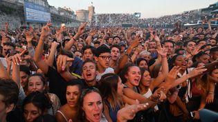Francofolies de La Rochelle, juillet 2018 (XAVIER LEOTY / AFP)
