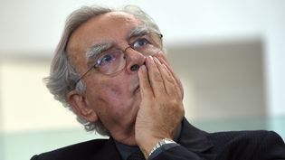 Bernard Pivot, président du jury du Goncourt en 2015  (Bernard Pivot )