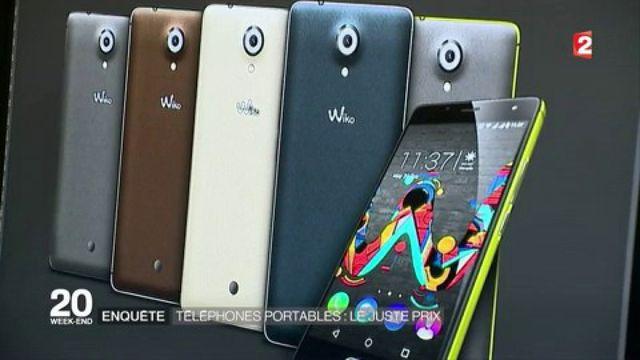 Économie : le marché des smartphones français