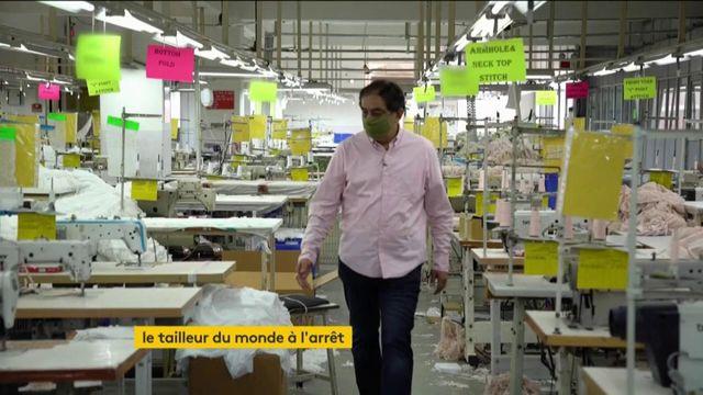 Inde : les travailleurs du textile sans salaire et sans nourriture