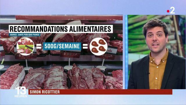 Santé : moins de viande et plus de fruits et légumes secs parmi les nouvelles recommandations
