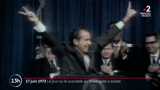 17 juin 1972 : le jour où le scandale du Watergate a éclaté