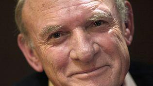 "Jean Van Hamme, romancier et scénariste de ""Largo Winch"".  (Joel Saget / AFP)"