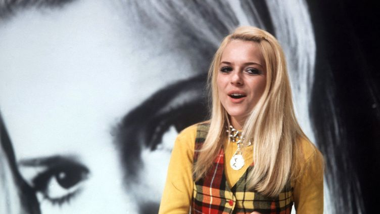 France Gall, années 70  (WOLFGANG WEIHS / DPA)