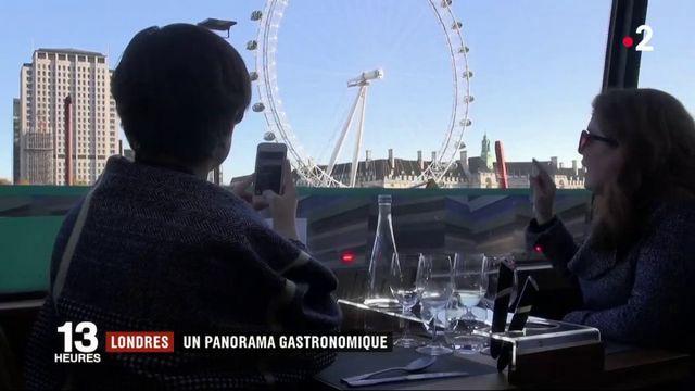 Gastronomie : un bus restaurant voit le jour à Londres