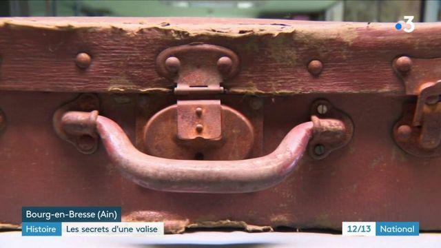 Belle histoire : une valise remplie de photos anciennes découverte à Lyon