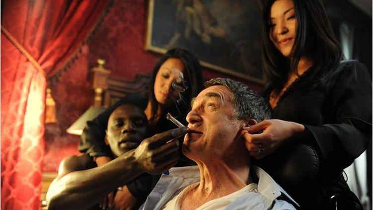 """Omar Sy et François Cluzet dans """"Intouchables"""", sorti le 2 novembre 2011. (GAUMONT DISTRIBUTION)"""