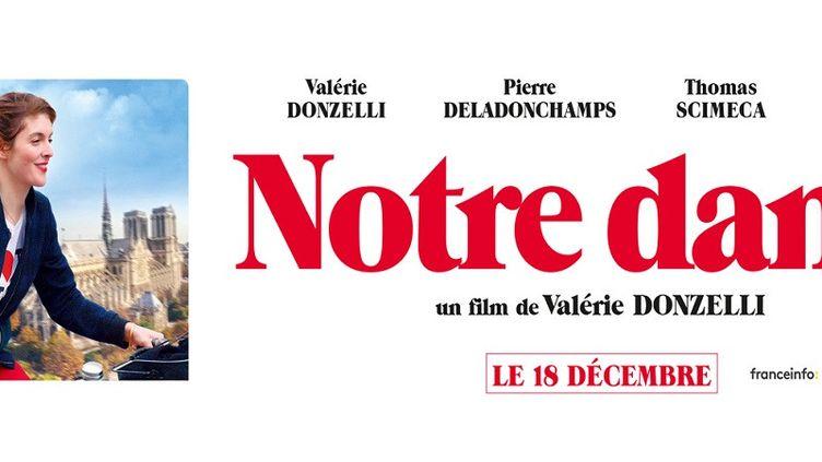 """""""Notre dame"""" (2019) (AD VITAM)"""