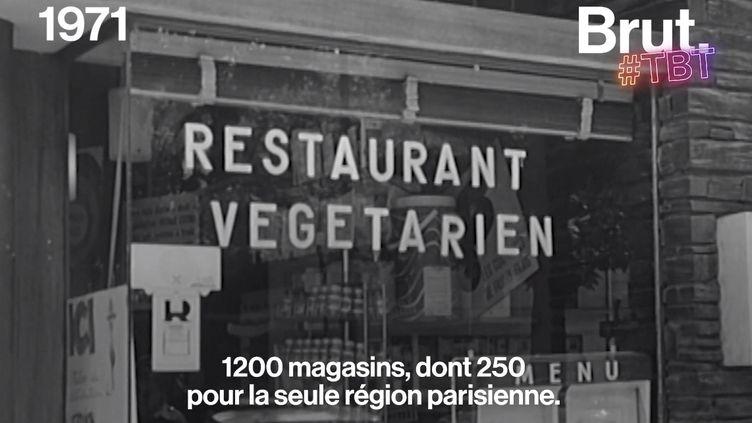 """VIDEO. En 1971, quand la télé française découvrait la tendance des produits """"naturels"""" (BRUT)"""