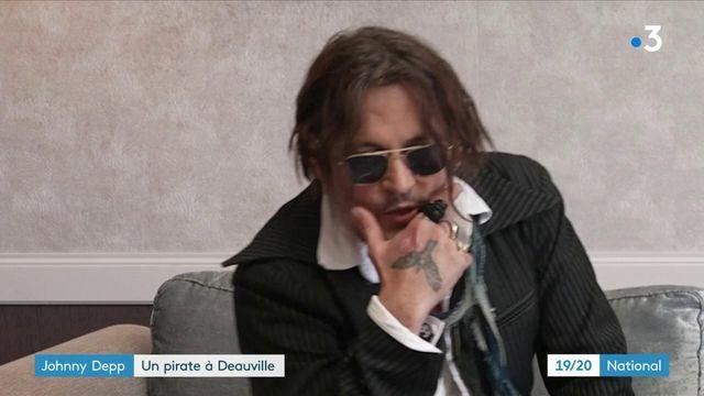 Culture : à Deauville, une journée consacrée au pirate Johnny Depp