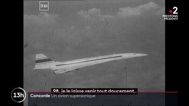 Concorde : retour sur l'un des records de vitesse de l'avion supersonique