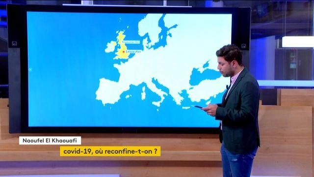 Covid-19 : plusieurs pays se reconfinent