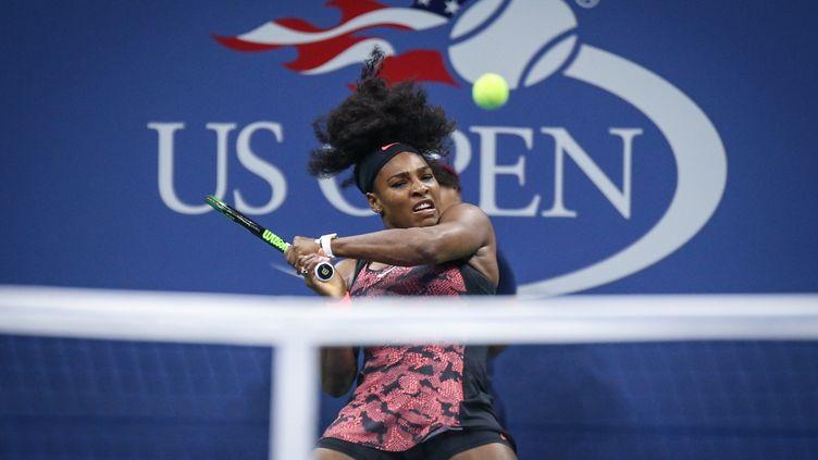 Contrairement aux apparences, Serena Williams n'a pas eu à trop s'employer pour remporter son premier match (CEM OZDEL / ANADOLU AGENCY)