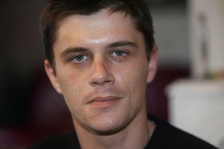 Daniel Legrand fils le 28 novembre 2006, à Wimille (Pas-de-Calais). (FRANCOIS LO PRESTI / AFP)