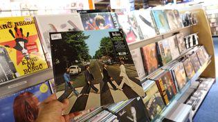 """L'album """"des Beatles """"Abbey Road"""", Thionville, 9 août 2019 (JULIO PELAEZ / MAXPPP)"""