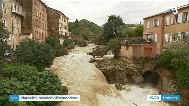 Var : de nouvelles menaces d'inondations
