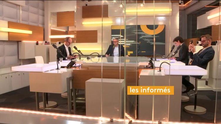 Les informés du 18 octobre 2018. (FRANCEINFO)