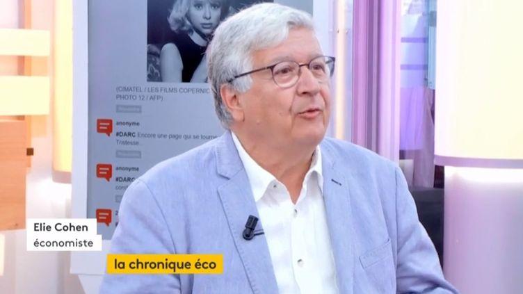 Elie Cohen (FRANCEINFO)