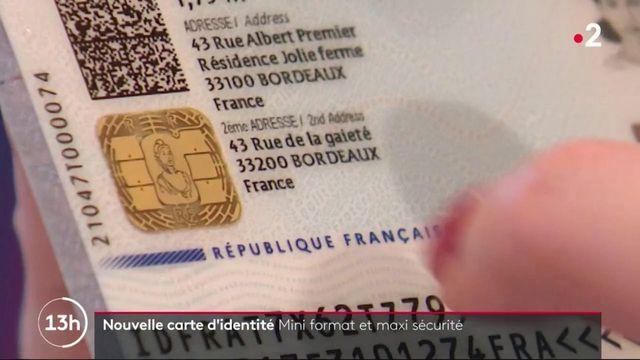 A quoi va ressembler la nouvelle carte d'identité ?